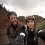 mud biking, bike in wet conditions peru, when to bike peru
