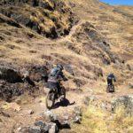 mountain bike tour cusco lama with rocky single track
