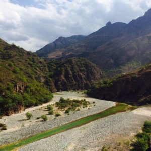 peru biking tour