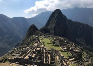 Adventure trip to Machu Picchu with gravity Peru